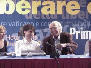 Al primo congresso dei Radicali italiani