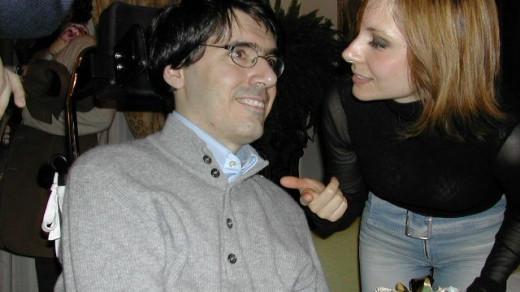 Luca e Maria Antonietta