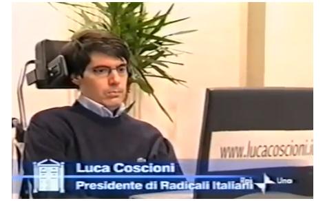 Luca Coscioni