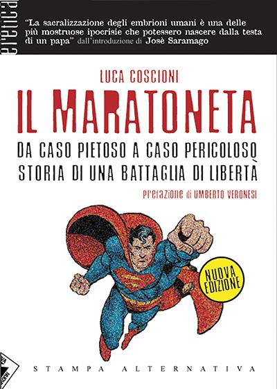 Copertina del Libro il Maratoneta