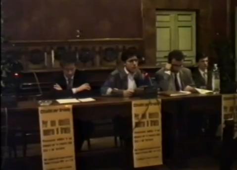 """Il mio dibattito, """"Per un'identità moderna di Orvieto"""""""
