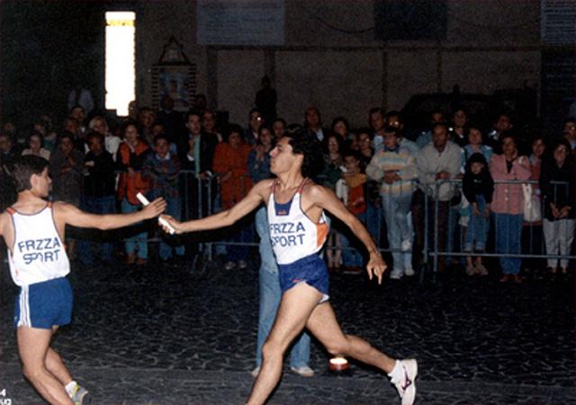 Luca Coscioni corre la staffetta