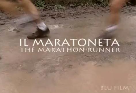 DVD Luca Coscioni il maratoneta