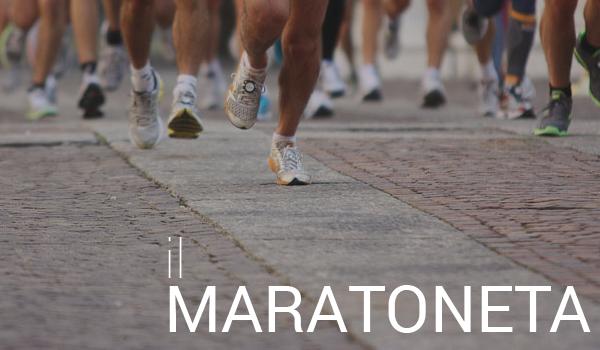 Il mio libro il Maratoneta