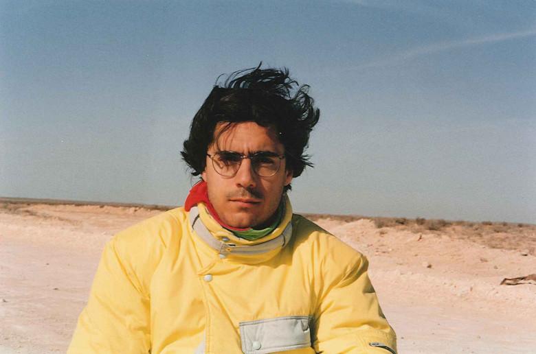 Luca nel deserto