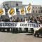 Luca Coscioni e Radicali Italiani Manifestazione davanti al Quirinale