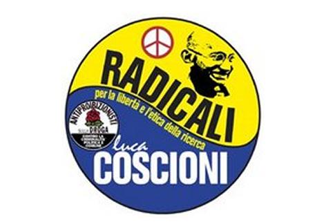 Logo Radicali Lista Coscioni