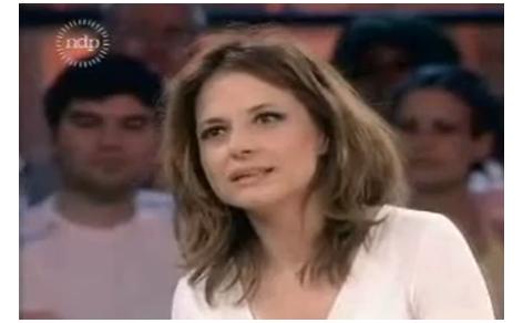 Maria Antonietta Farina Coscioni negli studi La7