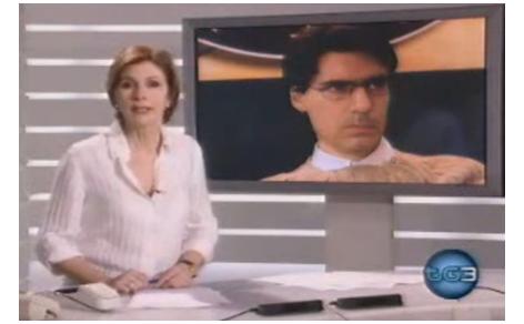 Servizio sui funerali di Luca Coscioni al Tg3 ricordandone l'impegno politico